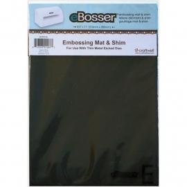 EBREMSH eBosser Shim & Rubber Mat Set