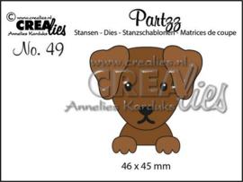 CLPartzz49 Crealies Partzz Hond