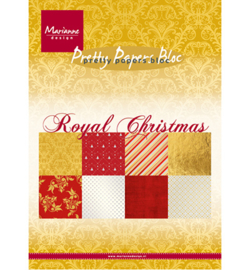 PK9151 Pretty Papers Royal Christmas A5