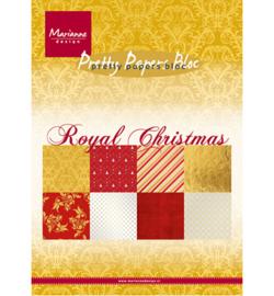 PK9151 Pretty Papers Royal Christmas A5