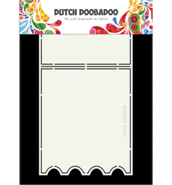470.713.684 Dutch Card Art Ticket