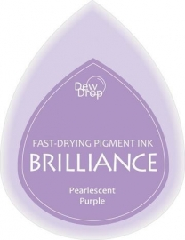 BDIP36 Dew Drops Pearl Purple
