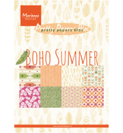 PK9148 Pretty Papers Boho Summer A5
