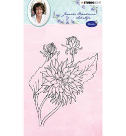STAMPJBS10 - Stamp, Janneke Brinkman nr.10