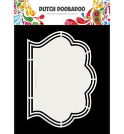 470.713.172 Dutch DooBaDoo Shape Art