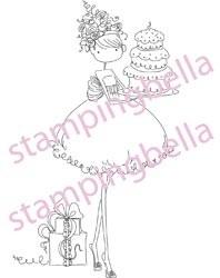 236223 Stamping Bella Uptown Girl Ava Loves To Celebrate