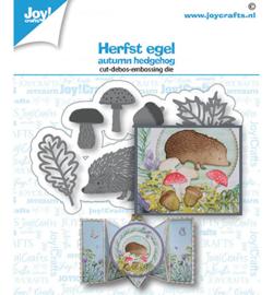 6002/1579 Stans-debos-embosmal Herfst egel
