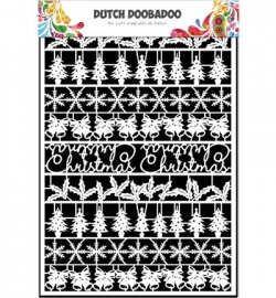 472.948.043 Dutch DooBaDoo Paper Art Christmas