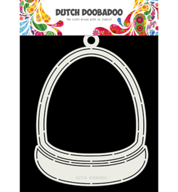 470.713.733 Dutch DooBaDoo Card Art Snowdome