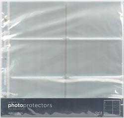 404623 Photo Protectors With Sleeves