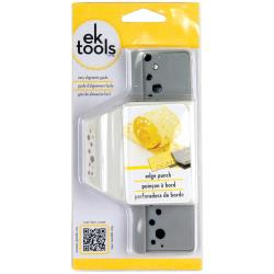 "E5440114 Edge Punch Swiss Cheese, 2""X1"""