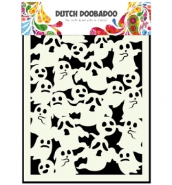 470.715.044  Dutch DooBaDoo Mask Art A5 Ghosts