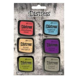 TDZS73451  Ranger Distress Pin-Carded Distress Pin Set 3