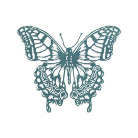 665201 Sizzix Thinlits Die - Perspective Butterfly Tim Holtz