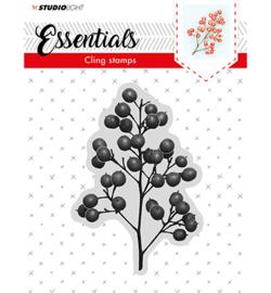 CLINGSL03 Cling Stamp Essentials, Christmas, nr.03