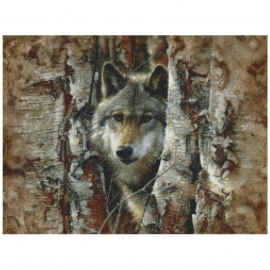 086042 Woodland Spirit Counted Cross Stitch Kit