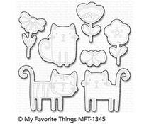 MFT-1345 My Favorite Things Die Meow Mix