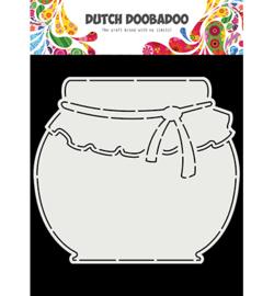 470.713.771 Dutch DooBaDoo Card Art Snoeppot