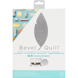 WR661043  We R Memory Keepers Bevel Quill Starter Kit