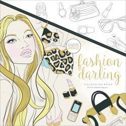 271684 Kaisercraft Coloring Book Fashion Darling