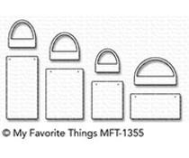 MFT-1355 My Favorite Things Gift Bags Die-Namics