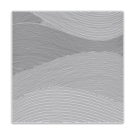 "565905 Hero Arts Cling Stamps Ocean Waves 6""X6"""