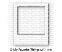 MFT-1484 My Favorite Things Polaroid Shaker Frame Die-Namics