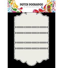 470.713.783 Dutch DooBaDoo Card Art Iris