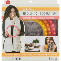 539353 Boye Circular Bulky Loom Set