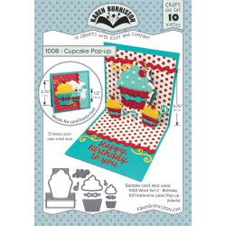 KBR1008 Karen Burniston Dies Cupcake Pop-Up