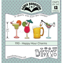 KBR1110 Karen Burniston Dies Happy Hour Charms