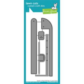 LF2518 Lawn Cuts Custom Craft Die Swish'n Pop Pull-Tab