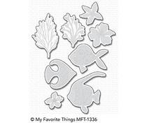 MFT-1336 My Favorite Things Die Adorned Ocean Friends