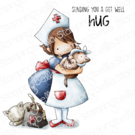 662023 Stamping Bella Cling Stamps Tiny Townie Nurse