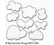 MFT-1344 My Favorite Things Love Bugs Die-Namics