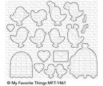 MFT-1461 My Favorite Things Tweethearts Die-Namics