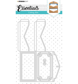 SL-ES-CD38 StudioLight Cutting Die Envelope Essentials nr.38