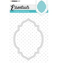 STENCILSL201 - Cutting and Embossing Die Cut Essentials nr.201