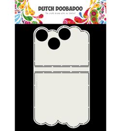 470.713.740 Dutch DooBaDoo Card Art Mini album circles