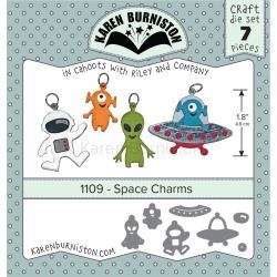 KBR1109 Karen Burniston Dies Space Charms