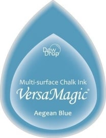 VGD78 Dew Drops Aegean Blue