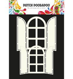 470.713.651 Dutch DooBaDoo Dutch Card Art Windows