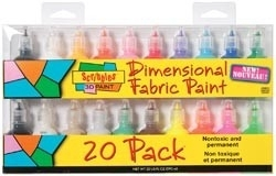 410325 Tulip Scribbles Value Pack 20 st.