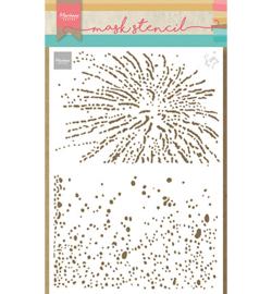 PS8109 Marianne Design Tiny's Bubbles & sparkles