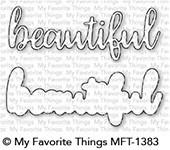 MFT-1383 My Favorite Things Beautiful Die-Namics