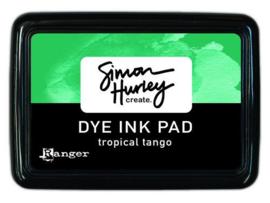 HUP69423  Ranger Simon Hurley Dye Ink Pad Tropical Tango