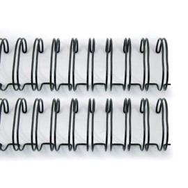 **Cinch wire binder zwart 1 inch (4 stuks)