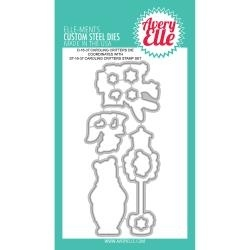 411627 Elle-Ments Dies Caroling Critters