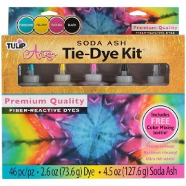 394110 Tulip Artisan Soda Ash Tie-Dye Kit