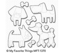 MFT-1370 My Favorite Things Dog-gone Awesome Die-Namics
